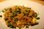 Belo rice recipe saffron and ginger